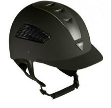 NWT! IRH ELITE EXTREME HELMET - BLACK / CHARCOAL GREY AKH