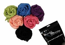 BMC Womens Fancy Crinkle Shawl Scarf Fashion Cotton Scarves Mixed Solid Color...