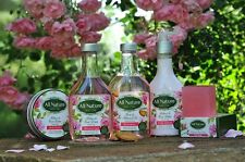 Bulgarian Natural Pure Soap with Herb and Hair Mask Skin Care Rose Nature Bio