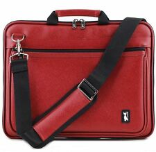 Laptop bag Pattern of Artificial leather Front pocket memory foam Anti-shock new