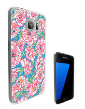 2956 Shabby Chic Garden Case Cover For Samsung Galaxy J3 J5 A3 A5 S6 S7 Edge