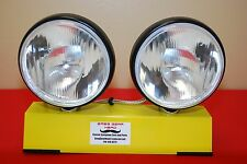 "Replica Cibie Oscar Plus Driving Lights  Large 8"" Round PAIR"