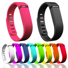 Large Replacement Wrist Band Clasp For Fitbit Flex Bracelet Gift