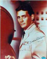 David Hedison autographed 8x10 photo (Voyage to the Bottom of the Sea)