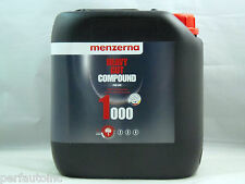 MENZERNA HEAVY CUT 1000 FORMERLY PG1000 POLISH GALLON POWER GLOSS PROFESSIONAL