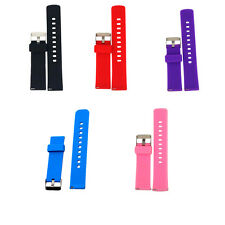 PS Replacement Silicone Watchband Wristband Strap for Amazfit Huami Smartwatch