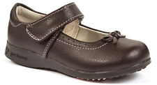 Chocolate Brown Isabella Pediped Flex Child Shoes 20 21 22 23 24 27 30 - 101270
