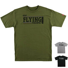 FMF Racing Back In The Day Casual Tees Mens Short Sleeve Cotton T-Shirts