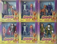 "NEW EXCLUSIVE SCOOBY DOO 5"" SERIES 1 ACTION FIGURE SETS : CHOOSE YOUR FAVOURITE"