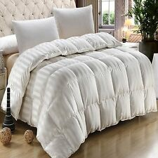 Ultimate in Luxury Royal Hotel 900 TC Silk Goose Down Comforter - MSRP $499.99