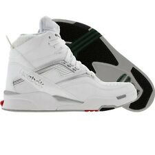 $170 Reebok Twilight Zone Pump - The Tribute (white / pure silver) sz 10