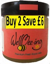 100% Pure Fresh Royal Jelly 50g - Most Effective Royal Jelly in the World!