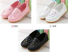 Children shoes Peas shoes tide new leather princess shoes shoes A-8
