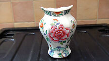 Attractive Antique Hand Painted Vase By F. Winkle & Co.,England c1908