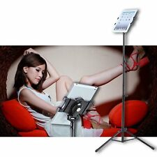 """Multi-direction Floor Mount Stand Tripod Holder For 7-10"""" iPAD 2 3 4 Air New EO"""