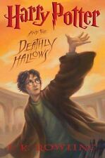 Harry Potter Deathly Hallows.  HC, DJ. EUC. /