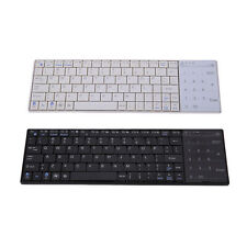 Wireless Mini Bluetooth Keyboard With Touchpad for Windows Mac/IOS Android PC