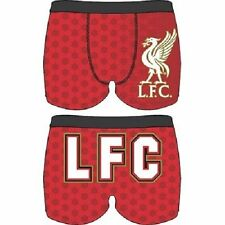Boys Official LFC Liverpool Boxer Shorts Pants Size 4-5,5-6,7-8,9-10,11-12 Years