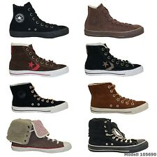 Converse All Stars High Top Sneakers Chucks Mens Boots Women's Winter shoes new