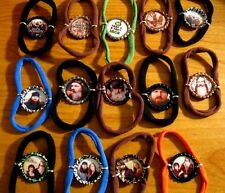New Duck Dynasty Themed Bottlecap Bracelets Your Choice of Images/Colors