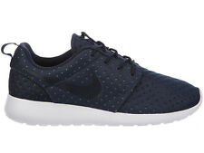 NEW MENS NIKE ROSHE ONE RUNNING SHOES TRAINER OBSIDIAN / OBSIDIAN / WOLF GREY