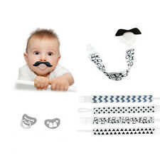 Fashion Baby Pacifier Holders Infant Soother Clip Chain Feeding Dummy Holder
