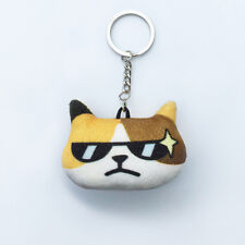 New Fashion Creative Lovely Animal Dog Cat Key Chain Ring Car Key ring Gift