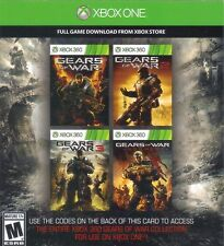 Gears of War Collection 1, 2, 3 and Judgement for Xbox One - Digital Code