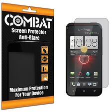Anti Glare Combat Screen Protector - HTC Droid Incredible 4G LTE