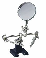 Helping Hands Magnifier Lens 2 Articulated Arms