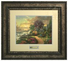 Thomas Kinkade A New Day Dawning Prestige Home Collection