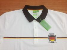 HUGO BOSS GREEN MEN'S SHIRT GR-PADDY FLAG GERMANY DEUTSCHLAND SZ3XL/XXXL/2XL/XXL