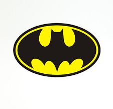 Batman Wall Sticker Car Vinyl Decal Graphic Logo Decor Boys Bedroom Laptop UK