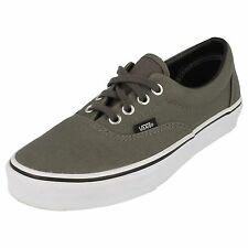 UNISEX VANS OFF THE WALL ERA CHARCOAL/TRUE WHITE SHOES