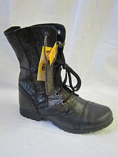 LADIES BLACK CAT BOOTS JANE LEGENDARY RAW COLLECTION