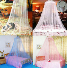 1PCS Elegant Round Lace Insect Bed Canopy Netting Curtain Dome Mosquito Net WA