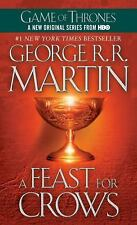 A Feast for Crows-New-Unread-Free Shipping-Paperback-