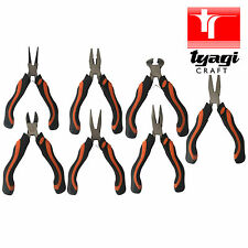"""Pliers Mini (4.5"""") Assorted Beading Jewellery Tool Modelling Wire Hobby Craft"""
