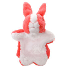 Finger Puppets Bunny Doll Baby Educational Hand Toy Set Kids Story Telling Props