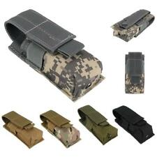 Outdoor Gear Airsoft Tactical Molle Utility Battery Pouch/Flashlight Belt Bag