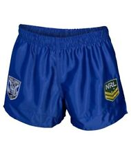 Canterbury Bulldogs 2017 NRL Mens Supporter Shorts BNWT Rugby League Clothing