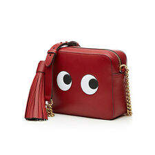 Big Eyes Teenagers Girls Chain Shoulder Bags Women Casual Bags PU Crossbody Bag