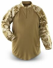 New British Army Desert UBAC Combat Shirt ( Choice of Size ) Military Surplus