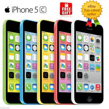 Apple iPhone 5c/5/4S 8-16-32GB GSM Unlocked Smartphone Certified Refurbished GON