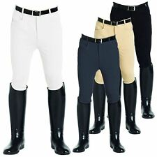 Best On Horse Mens Cotton Riding Event Showing Competition Performance Breeches