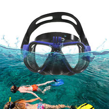 Diving Mask Scuba Goggles Glasses with Camera Mount for GoPro Hero 4/3+/3/2/1