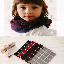 High Quality Pashmina Fashion Winter Kid Children Baby Girl Boy Wool Scarf