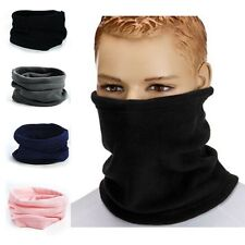 Hood Thermal Ski Snood Scarf Face Mask Neck Warmer Beanie Hat