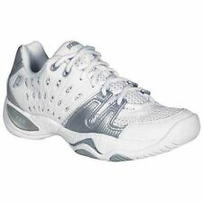 Prince T22 Tennis Shoes Womens White and Silver Performance Shoe Size 6