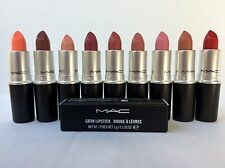 MAC Lipstick with Box (You Choose Color)